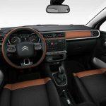 Citroen C3 2017 interior 10