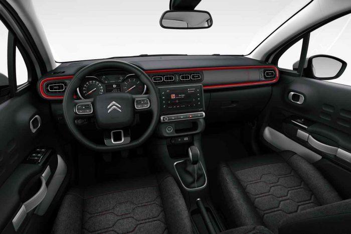 Citroen C3 2017 interior 11