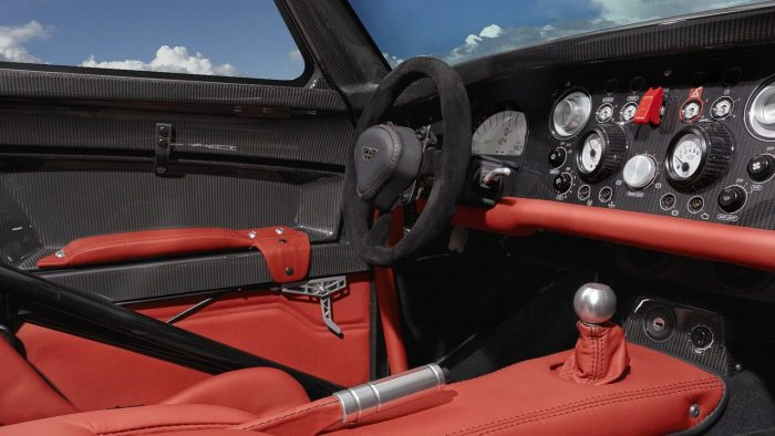 Donkervoort D8 GTO RS 2016 interior 02