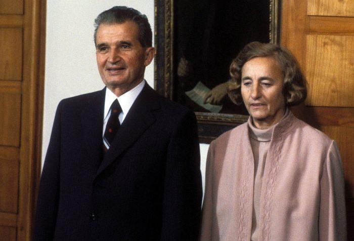 Elena-si-Nicolae-Ceausescu