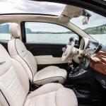 Fiat 500C Riva 2016 interior 03