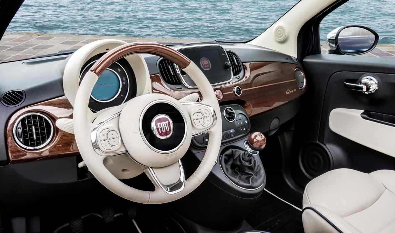 Fiat 500 Riva La Primera Serie Limitada De Esta Generaci 243 N