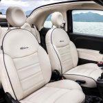 Fiat 500C Riva 2016 interior 05
