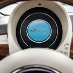 Fiat 500C Riva 2016 interior 09