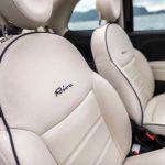 Fiat 500C Riva 2016 interior 11