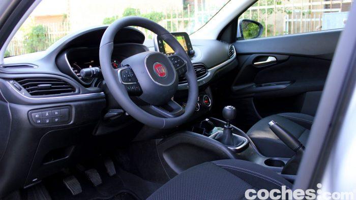 Fiat Tipo SW 2016 prueba 19