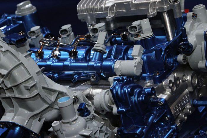 Ford Ecoblue 2016 motor diesel