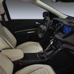 Ford Kuga Vignale 2016 interior 01