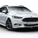 Ford Mondeo Sportbreak ST-Line 2016 01