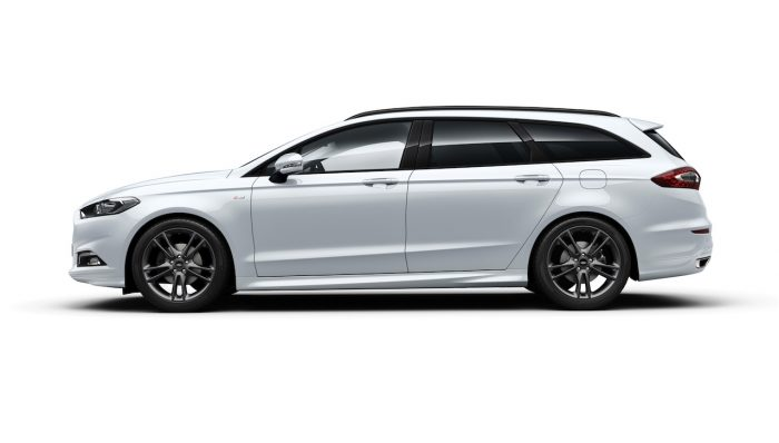 Ford Mondeo Sportbreak ST-Line 2016 02
