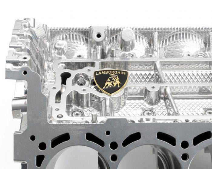 Lamborghini mesa