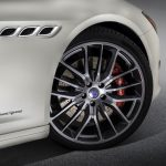 Maserati Quattroporte GTS GranSport 2016 llantas