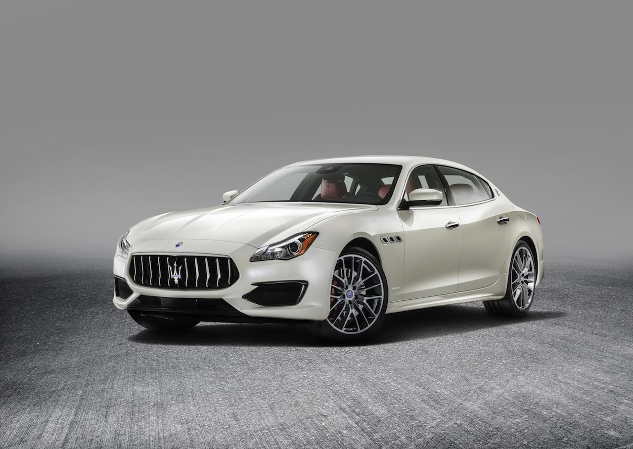 Maserati Quattroporte GTS GranSport 2016