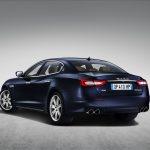 Maserati Quattroporte SQ4 GranLusso 2016 trasera
