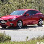 Mazda 3 2.2 Skyactive-D prueba 07