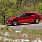 Mazda 3 2.2 Skyactive-D prueba 08