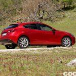 Mazda 3 2.2 Skyactive-D prueba 12