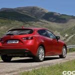 Mazda 3 2.2 Skyactive-D prueba 16