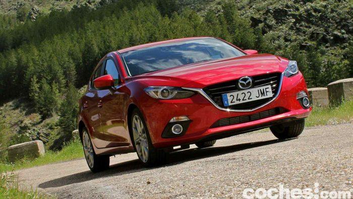 Mazda 3 2.2 Skyactive-D prueba 21