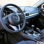 Mazda 3 2.2 Skyactive-D prueba interior 02