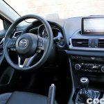 Mazda 3 2.2 Skyactive-D prueba interior 10