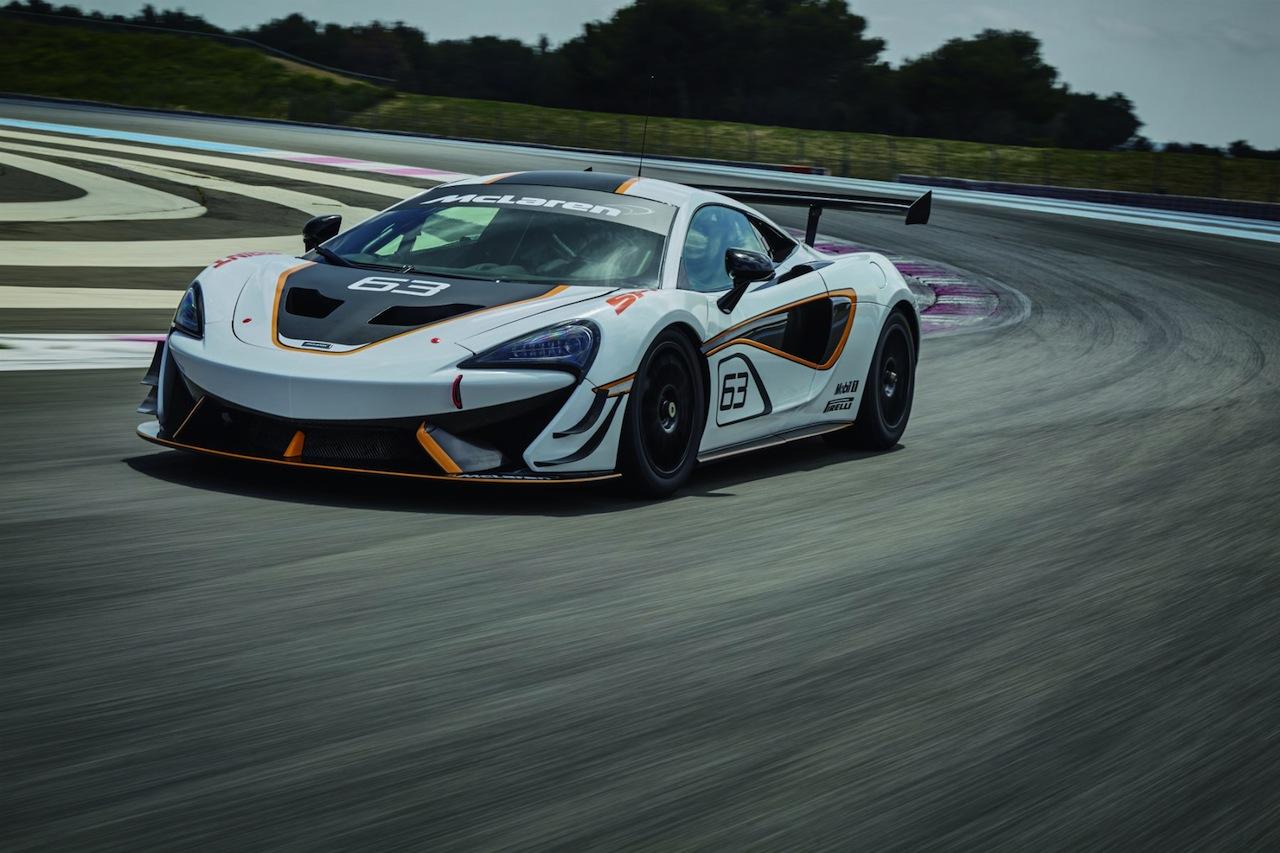 McLaren 570S Sprint 2016 02