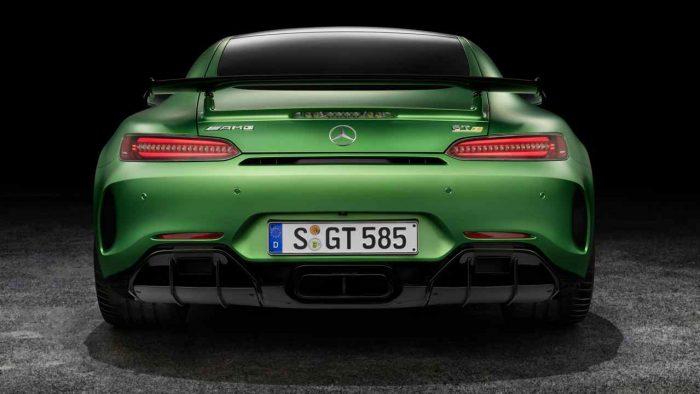 Mercedes-AMG GT R 2017 11