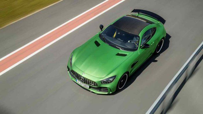 Mercedes-AMG GT R 2017 20