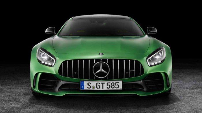 Mercedes-AMG GT R 2017 26