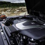 Mercedes-Benz G350d Professional 2016 motor