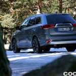Mitsubishi Outlander PHEV 2016 prueba 04