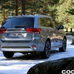 Mitsubishi Outlander PHEV 2016 prueba 05