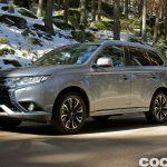 Mitsubishi Outlander PHEV 2016 prueba 14