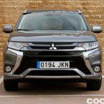 Mitsubishi Outlander PHEV 2016 prueba 18