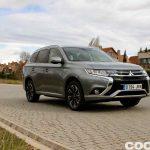 Mitsubishi Outlander PHEV 2016 prueba 20