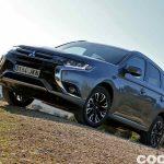 Mitsubishi Outlander PHEV 2016 prueba 23