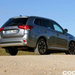 Mitsubishi Outlander PHEV 2016 prueba 24