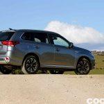 Mitsubishi Outlander PHEV 2016 prueba 25