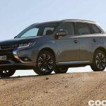 Mitsubishi Outlander PHEV 2016 prueba 26