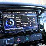 Mitsubishi Outlander PHEV 2016 prueba interior 02
