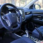 Mitsubishi Outlander PHEV 2016 prueba interior 04