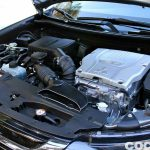 Mitsubishi Outlander PHEV 2016 prueba motor 1