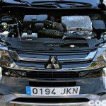 Mitsubishi Outlander PHEV 2016 prueba motor 2