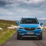 Opel Mokka X 2016 exterior - 12