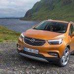 Opel Mokka X 2016 exterior - 14