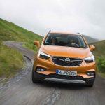 Opel Mokka X 2016 exterior - 16