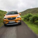 Opel Mokka X 2016 exterior - 17