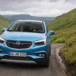 Opel Mokka X 2016 exterior - 18