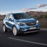 Opel Mokka X 2016 exterior - 2 (1)