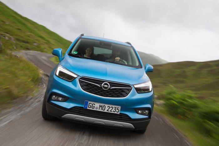 Opel Mokka X 2016 exterior - 20